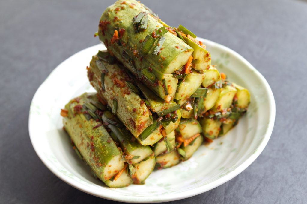 the best way to serve kimchi essay