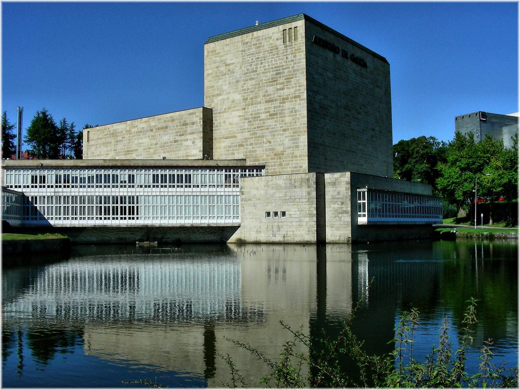 Auditorio de Galicia, Santiago de Compostela | ©Jose Luis Cernadas Iglesias / Flickr