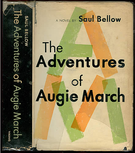 Adventures of Augie March | © Viking Press/WikiMedia Commons