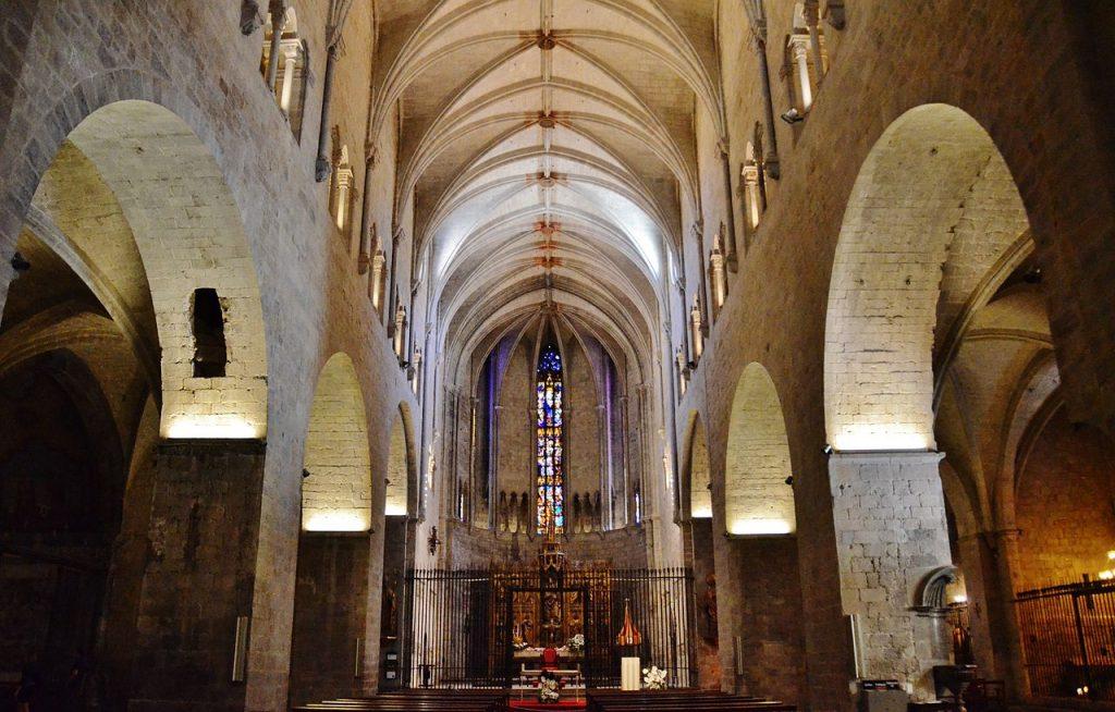 Basílica de Sant Feliu, Girona | MARIA ROSA FERRE / Wikimedia Commons
