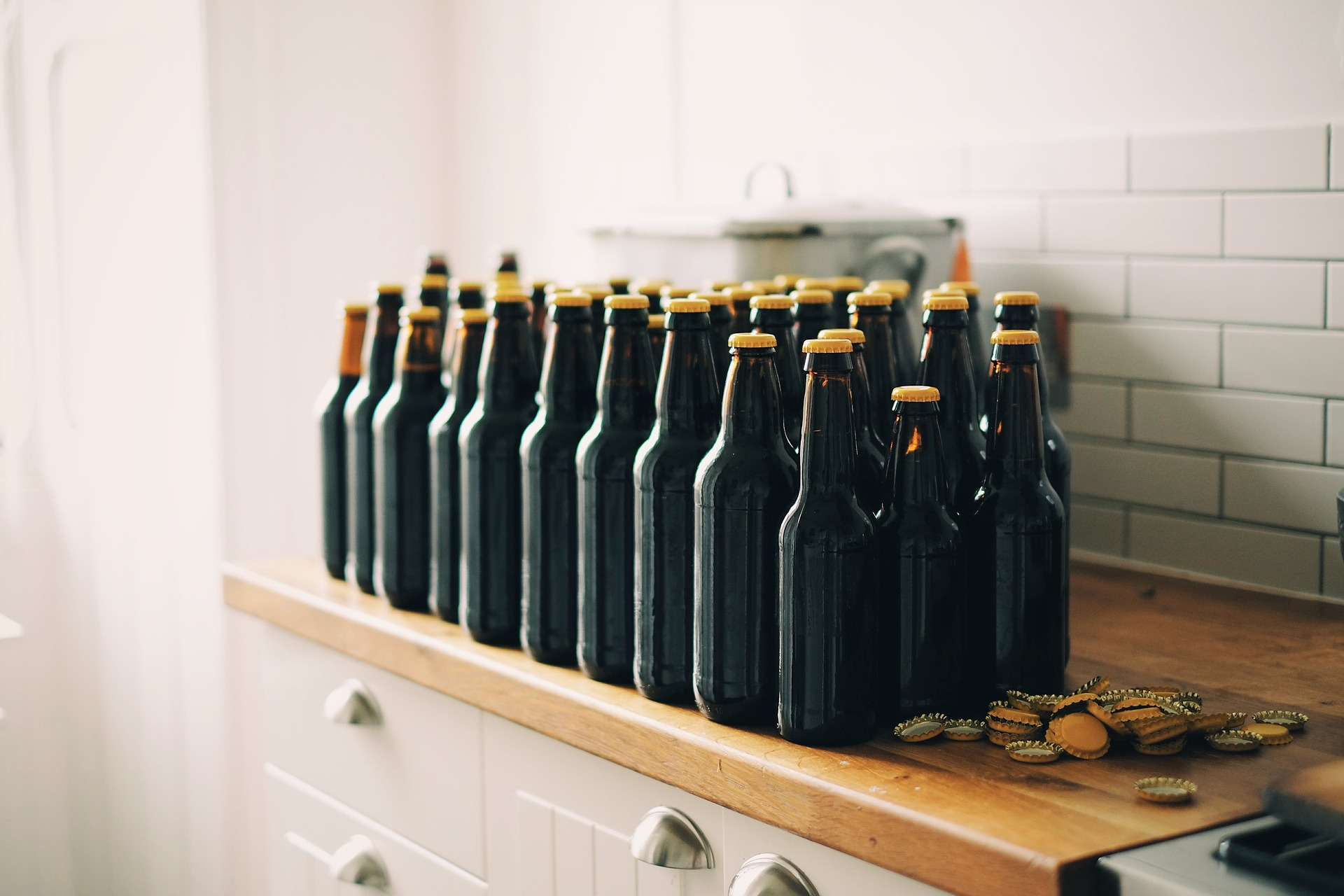 Beer | © Adam Wilson/Unsplash
