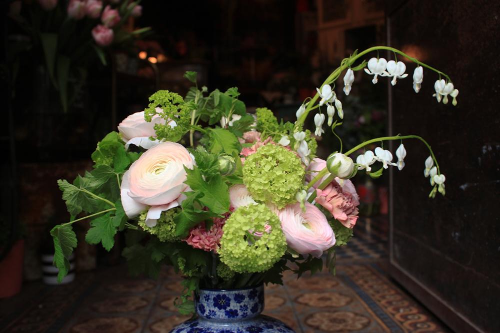 Bouquet by Mémé dans les orties │ Courtesy of Mémé dans les orties