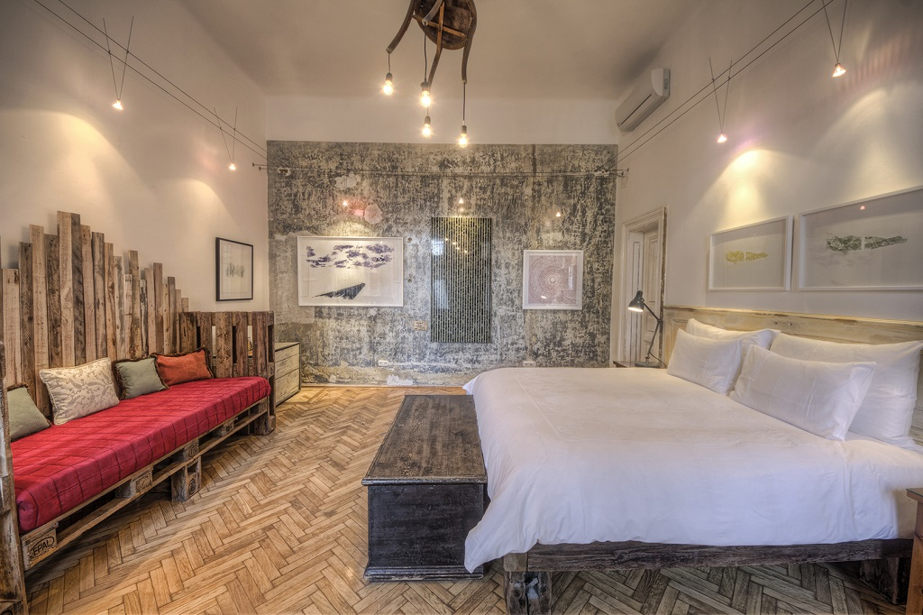 Brody House boutique hotel in Budapest