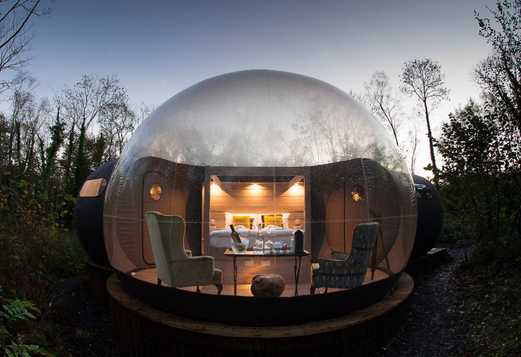 The Most Luxurious Glamping Sites In Northern Ireland