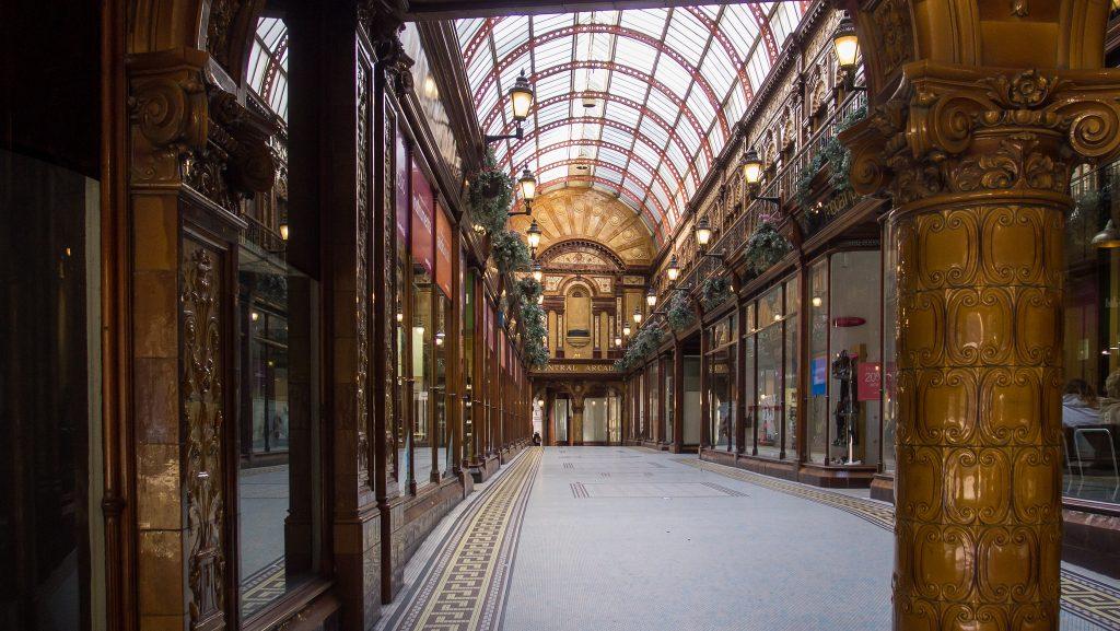 Central Arcade, Newcastle   © Ed Webster/Flickr