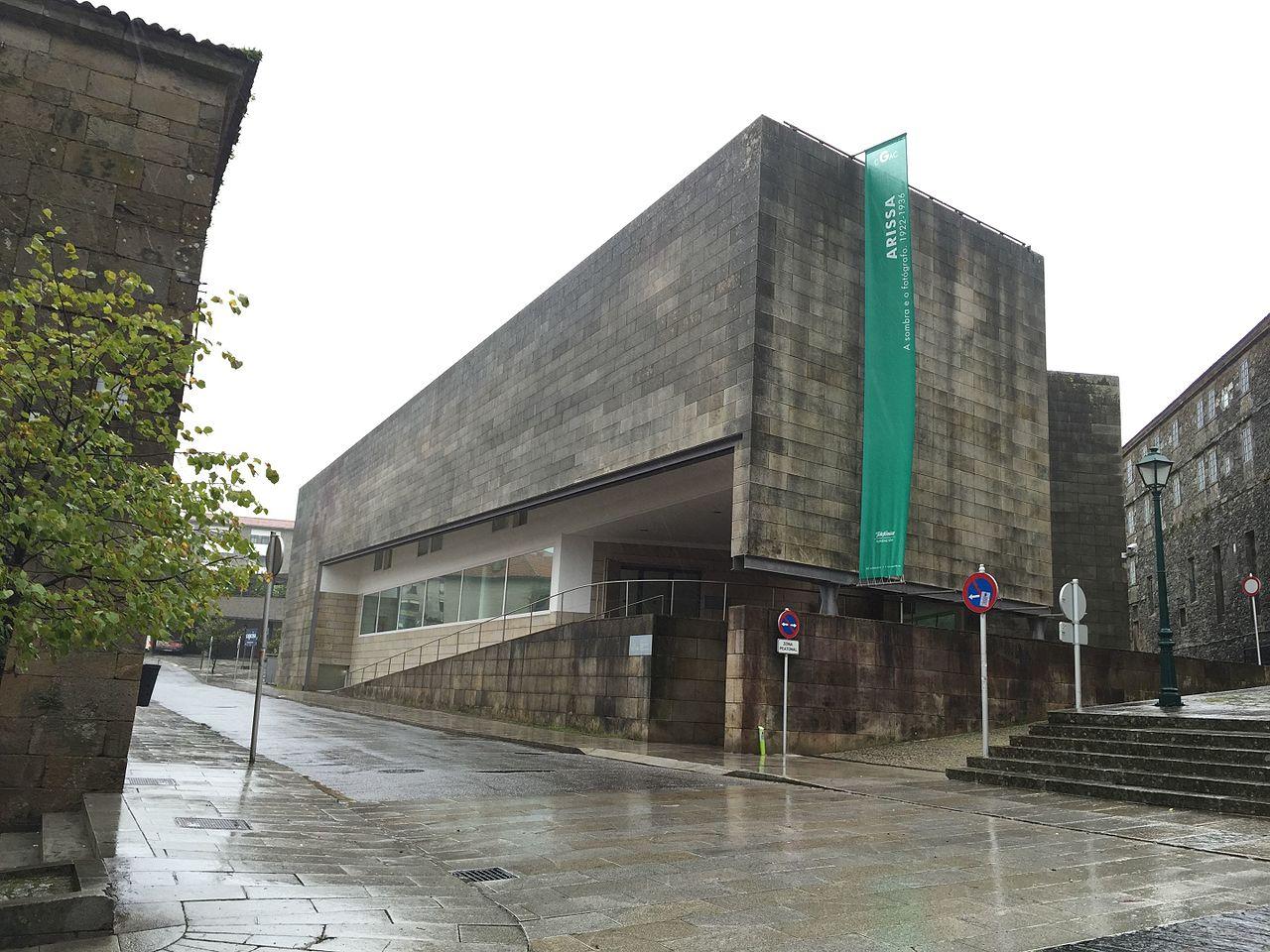 Centro Galego de Arte Contemporánea | ©Kippelboy / Wikimedia Commons
