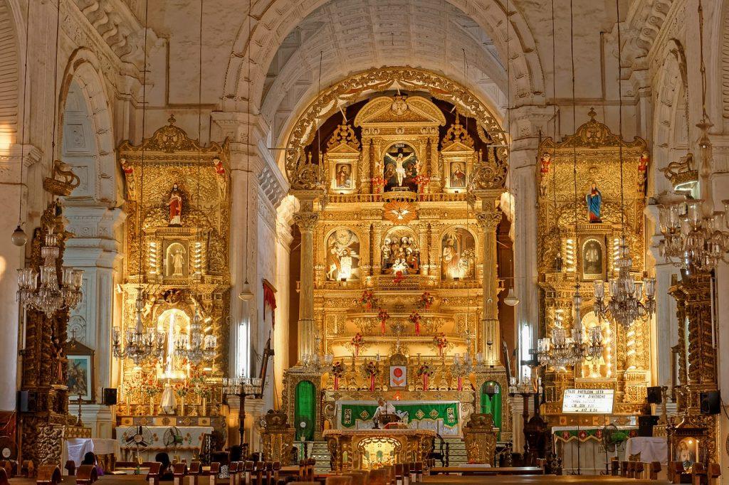 Church in Goa | Pexels / Pixabay