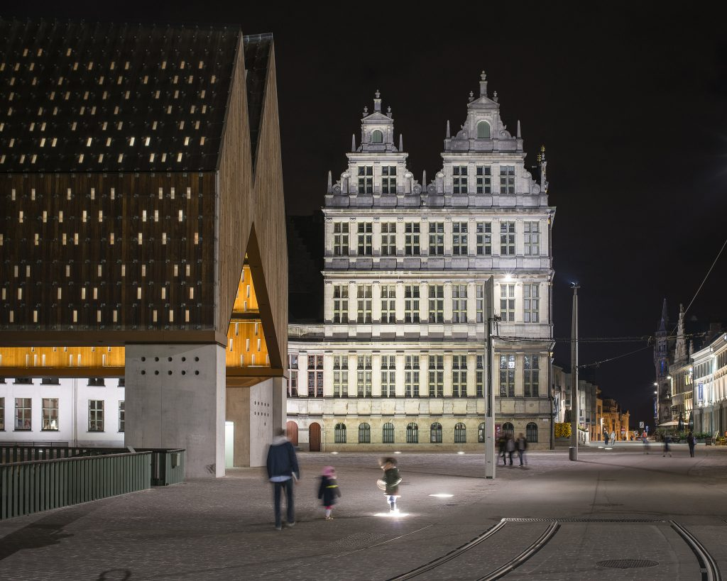 City Pavilion | courtesy of Visit Ghent