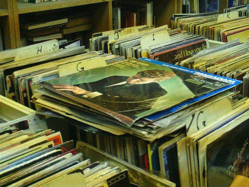 Best vinyl store Collectors Treasury