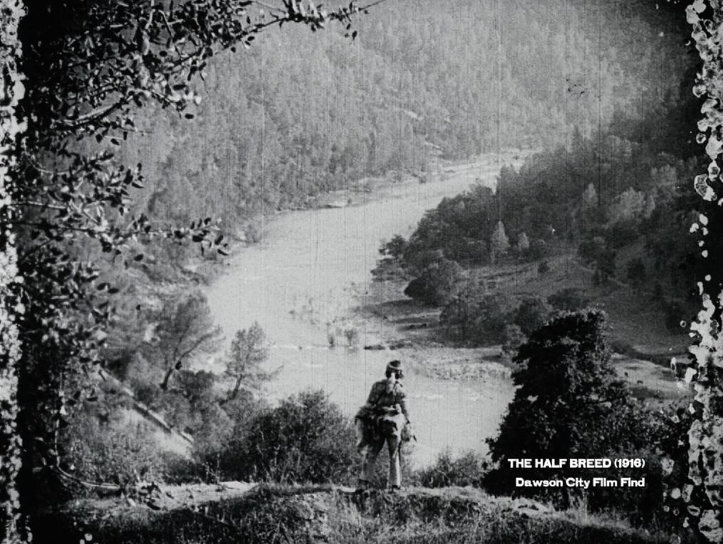 "Douglas Fairbanks in ""The Half-Breed"" (1916) | Courtesy of Dawson City Film Find, Kino Lorber"