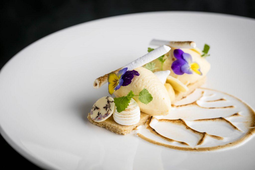 Deconstructed lemon meringue pie | © Quaglino's