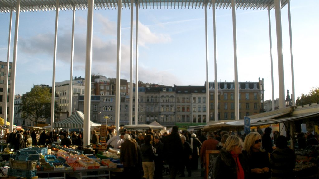 Exotic market | © Nico Paix / Flickr