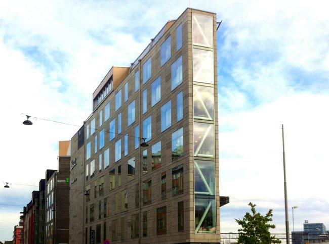 Stockholm artchitecture