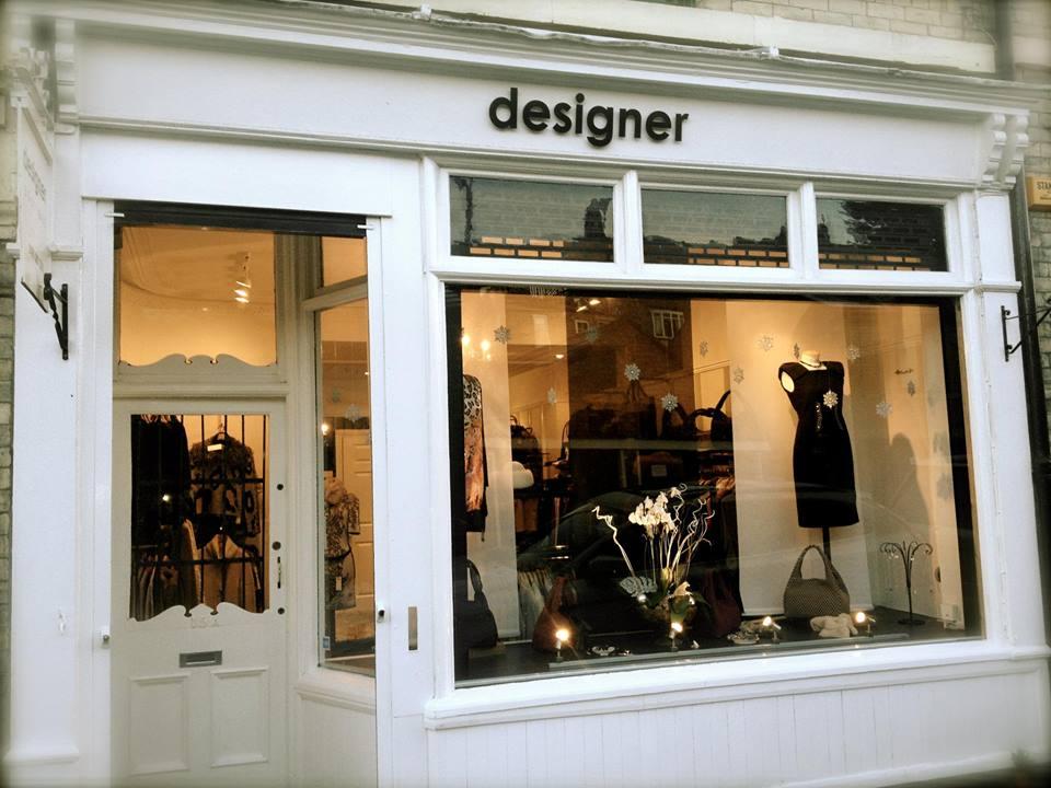 Front of Designer Boutique   © Designer/Facebook