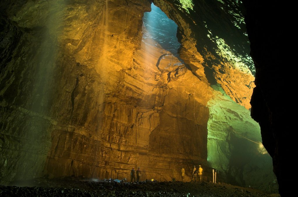 Gaping Gill | © David Oxtaby/Flickr