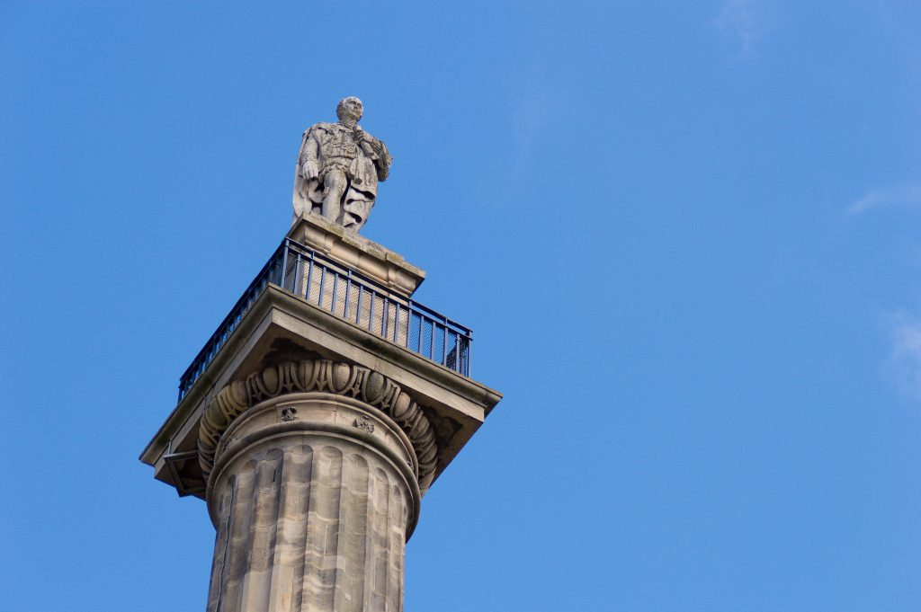 Grey's Monument | © Gareth Milner/Flickr