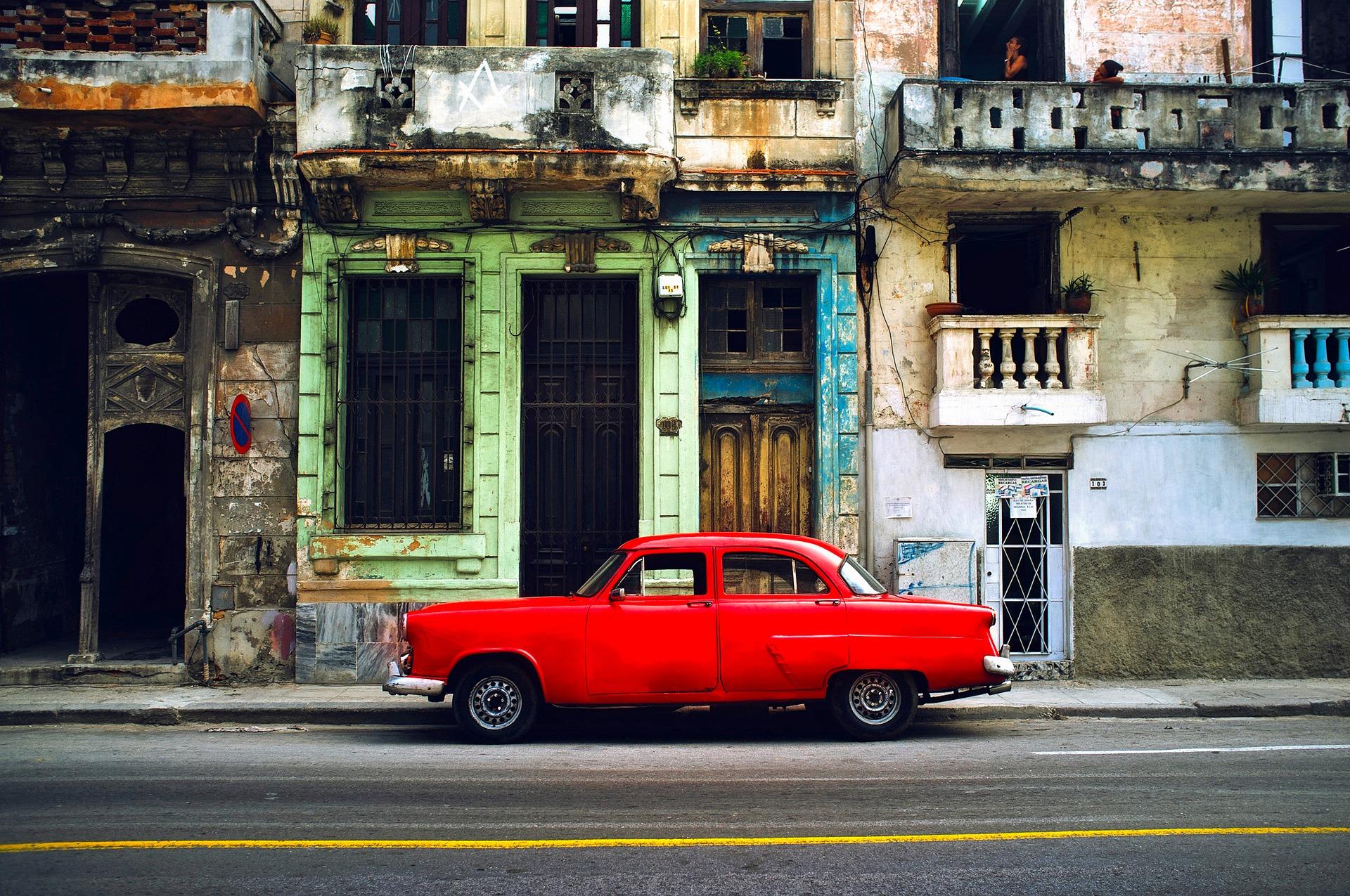 Streets of Cuba | © David Mark