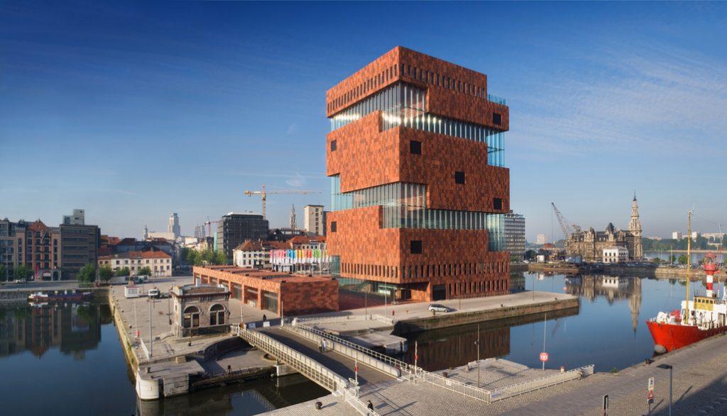 Het Eilandje | © Sarah Blee - Neutelings Riedijk Architecten / courtesy of Visit Antwerp