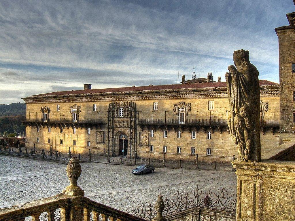 Hostal dos Reis Católicos, Santiago de Compostela | ©Angel Torres / Flickr