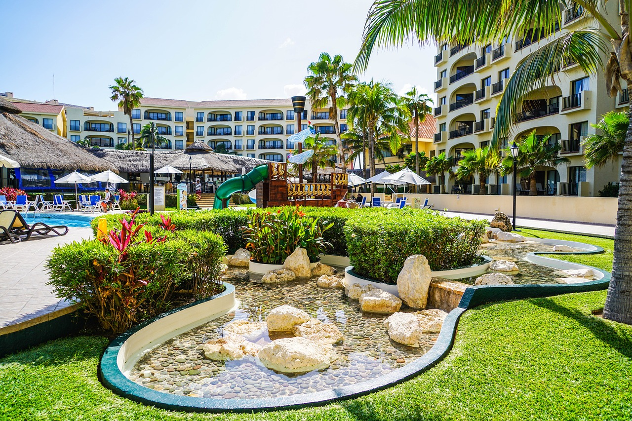 All Ritmo Cancun Resort Water Park Top 7 Family Friendly Hotels In Cancun