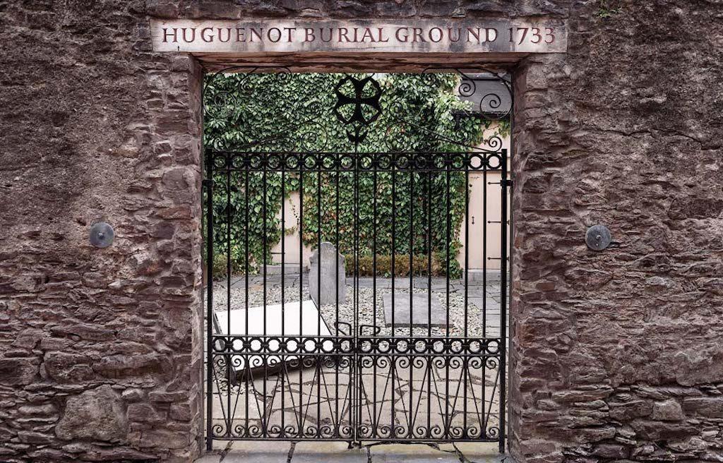 Huguenot Cemetery | © Slongy/WikiCommons