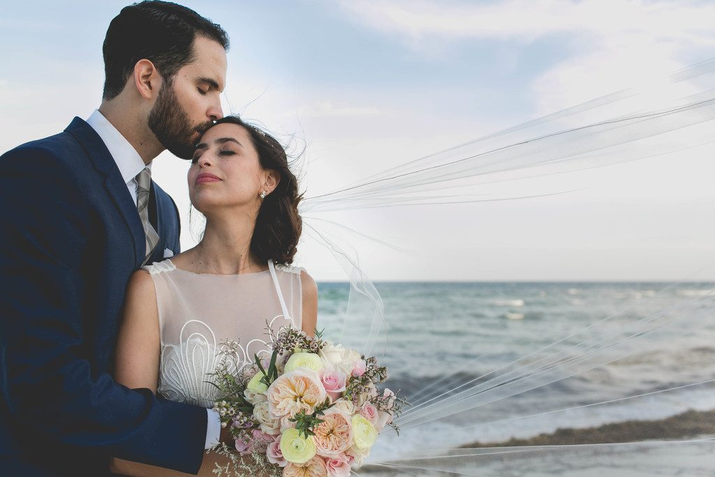Wedding in Cancun | Courtesy of Julieta Belmont