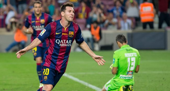 Lionel Messi Theme Park Coming To China In 2019