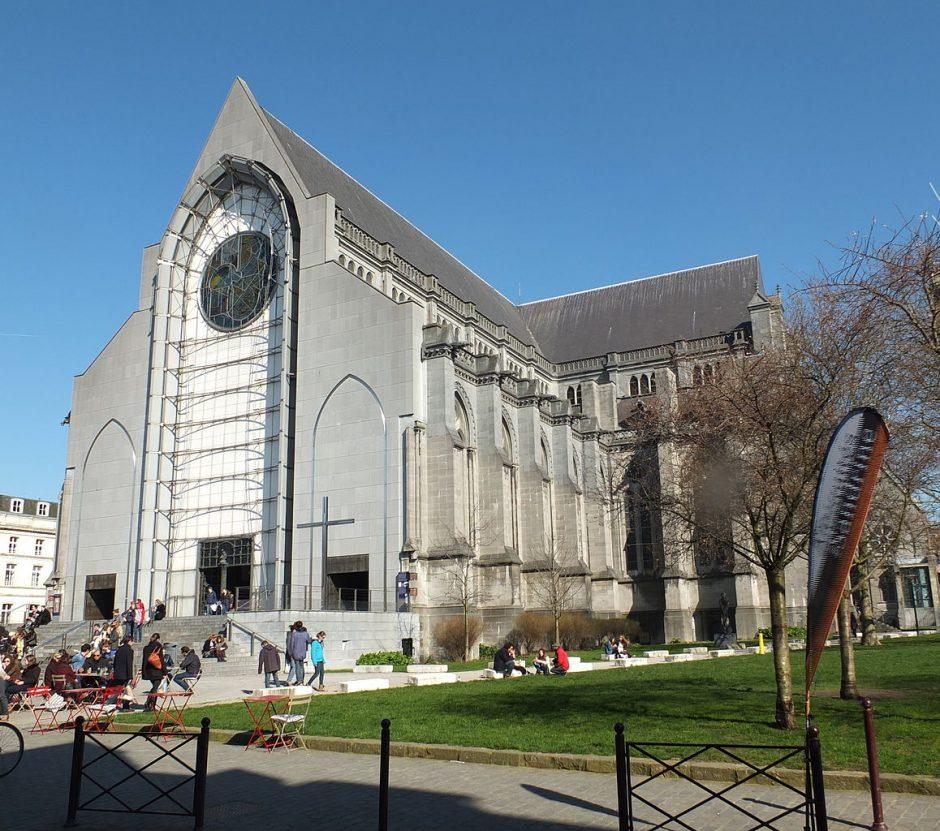 Lille Cathedral, the Basilica of Notre Dame de la Treille