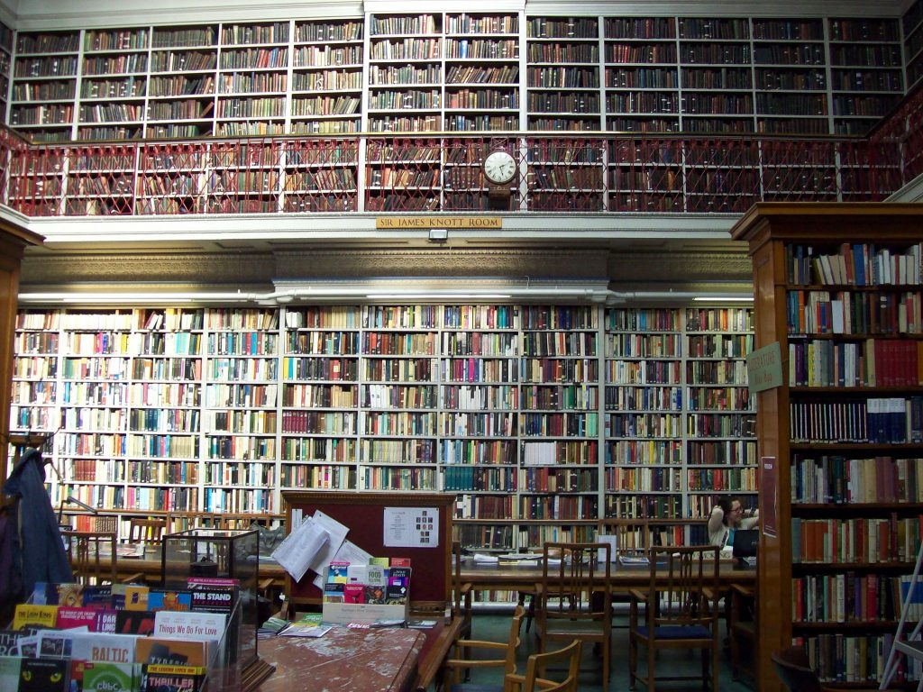 Literary & Philosophical Society © Freddie Phillips/Flickr