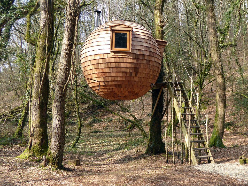 Lost Meadow Treepod | Courtesy of Lost Meadow