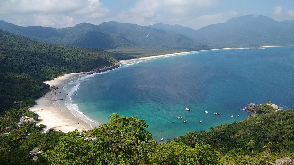 Ilha Grande |© Tatiana Lemos Guapé/WikiCommons
