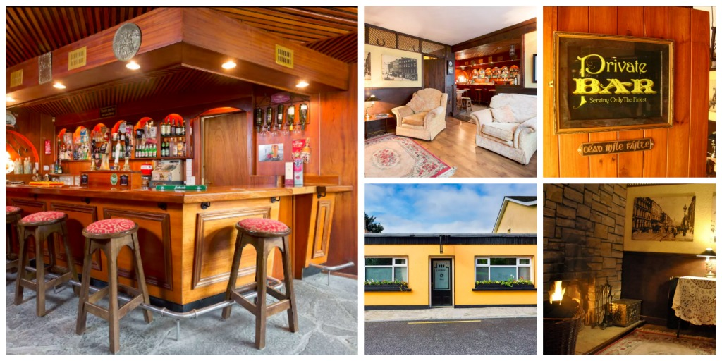 Self catering pub in Tipperary | © Erron//Airbnb