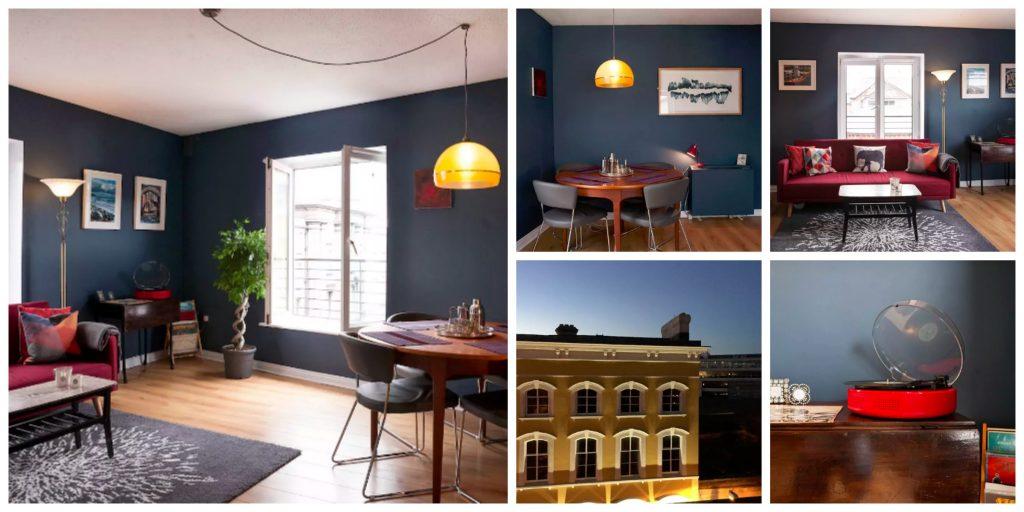 Dublin city apartment | © Lou/Airbnb