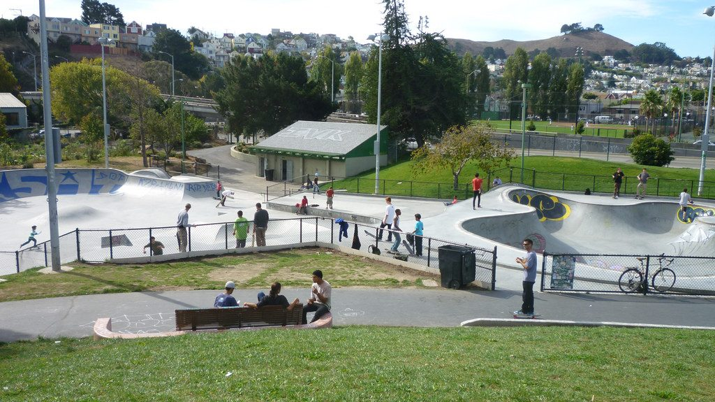 The Best Skateparks In San Francisco