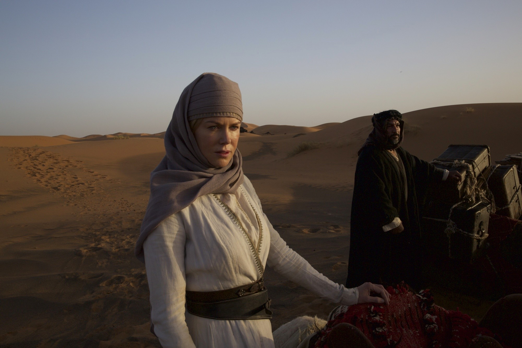 Nicole Kidman in 'Queen of the Desert' | © IFC Films