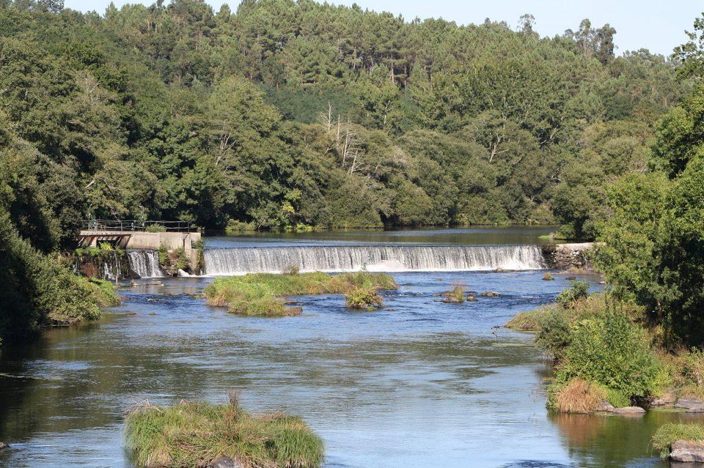 River Ulla, Galicia | ©Jorjum / Wikimedia Commons