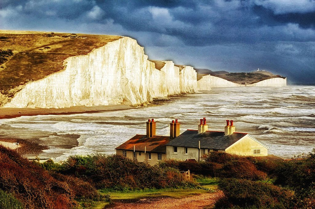 Seven Sisters | © Lee Roberts/Flickr
