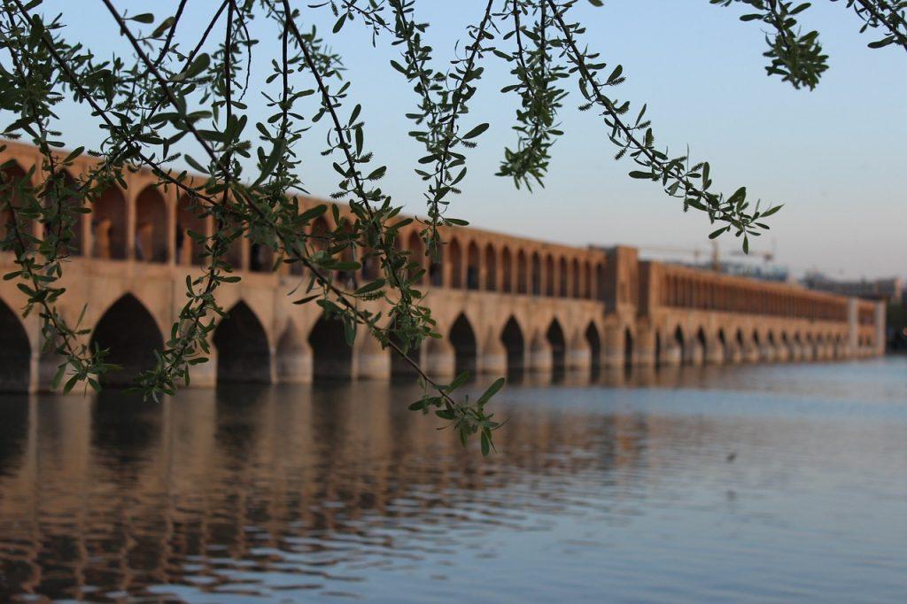 Si-o Seh Pol in Esfahan | © yisus10 / pixabay