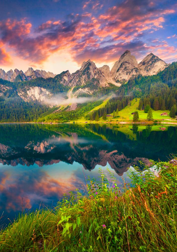 Austrian Alps | © Andrew Mayovskyy/Shutterstock
