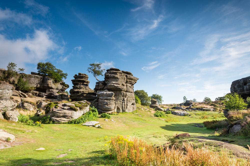 Brimham Rocks | © Dave Head/Shutterstock
