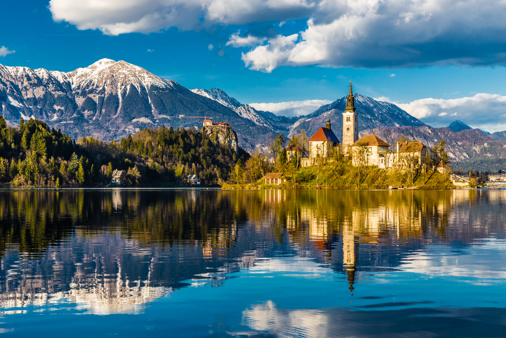 © Lake Bled | © ZM_Photo/Shutterstock