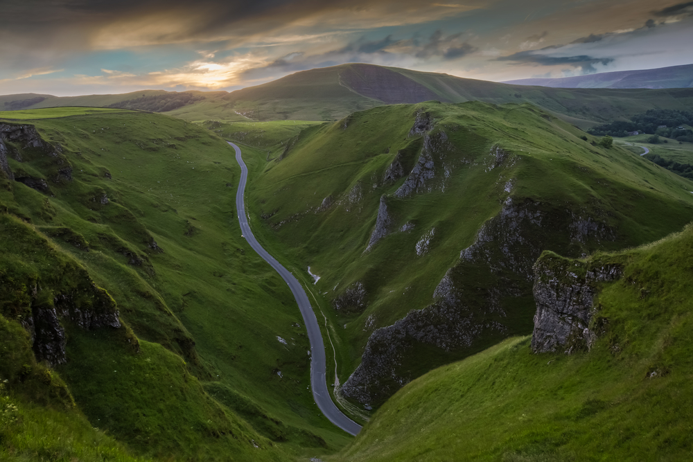 Winnats Pass | © Explorography/Shutterstock