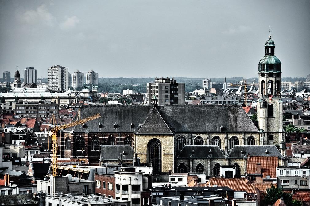 St. Andrew's Church | © Dave Van Laere / courtesy of Visit Antwerp