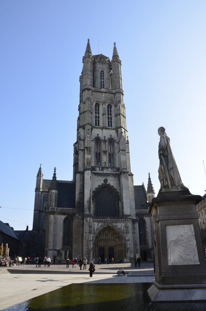 St. Bavo's Cathedral | courtesy of Visit Ghent