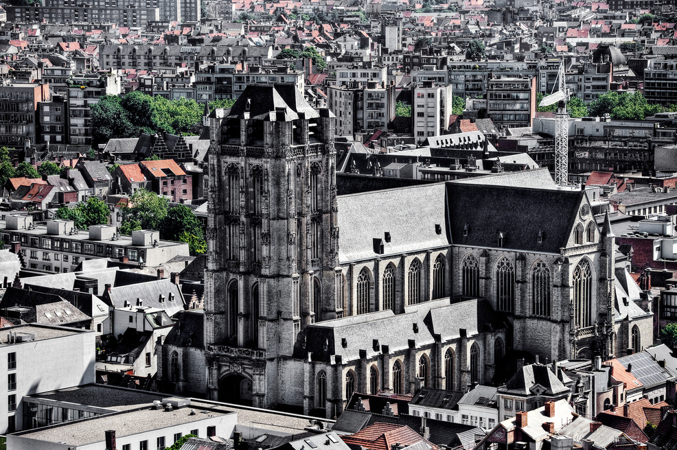 St. Jacobs' Church | © Dave Van Laere / courtesy of Visit Antwerp