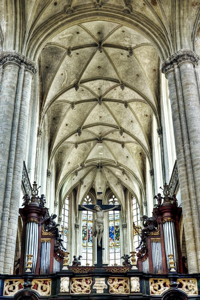 St. Jacob's Church | © Dave Van Laere / courtesy of Visit Antwerp
