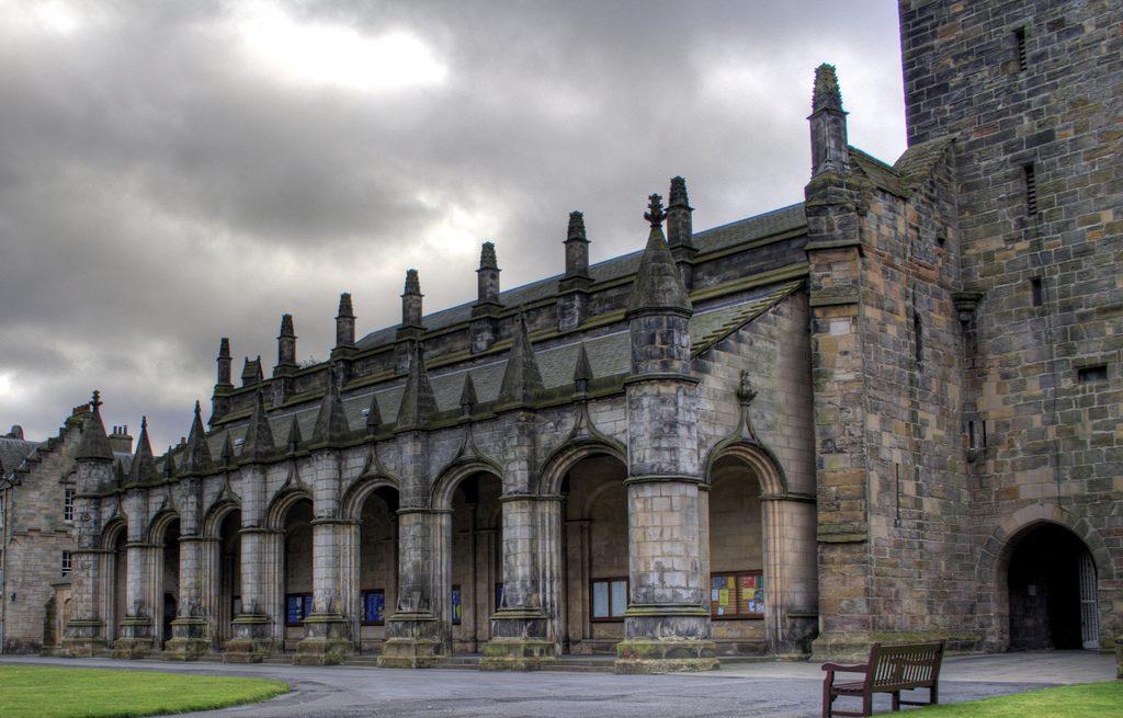 St Salvators Chapel | © WikiCommons
