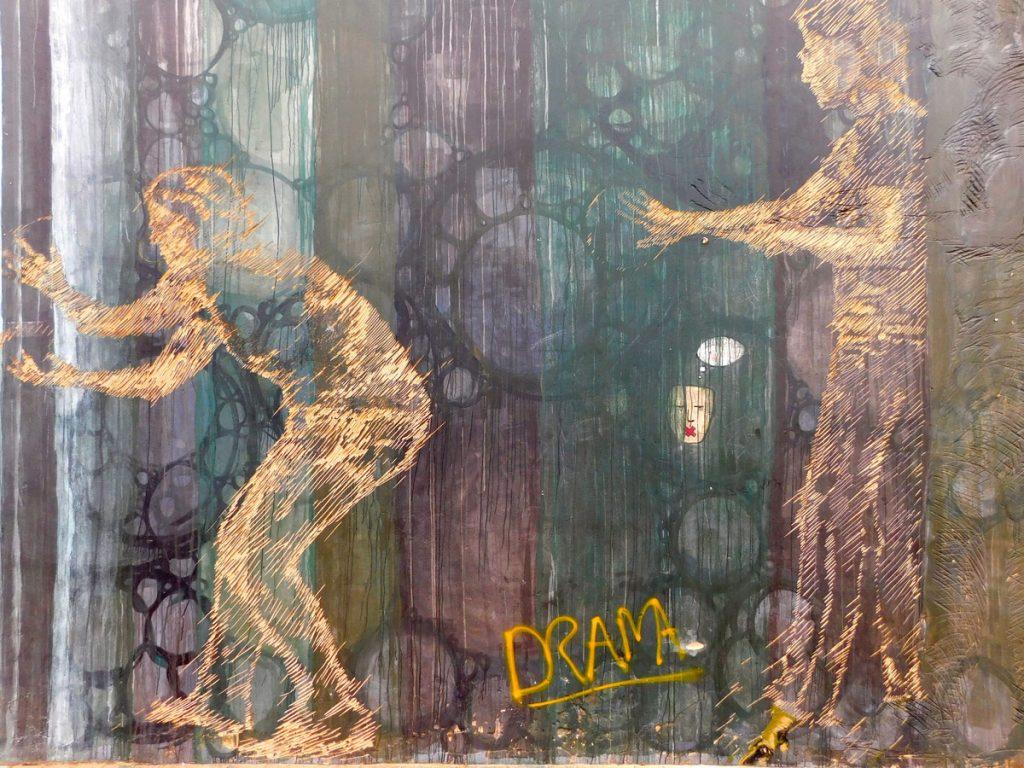 Street art Hannelie Coetzee