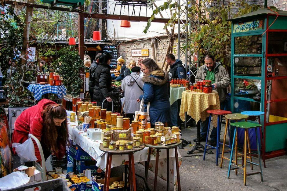 Szimpla Kert Farmers' Market