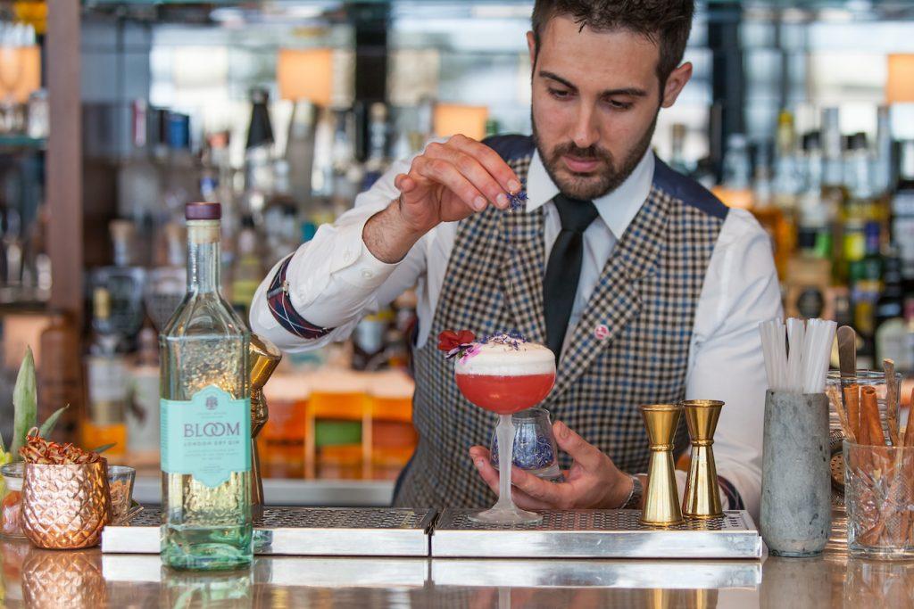 The Bloomsbury Cocktail at Sky Garden | © MPR Communications/Sky Garden